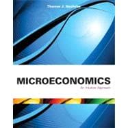 Microeconomics An Intuitive Approach (with LiveGraphs Web Site Printed Access Card)