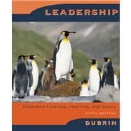 Leadership : Research Findings, Practice, and Skills