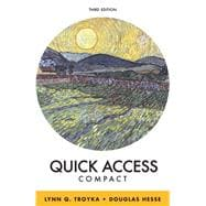 Quick Access Brief Plus MyWritingLab with eText -- Access Card Package