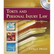 Torts and Personal Injury Law, 4th Edition