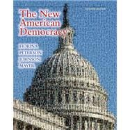 New American Democracy, The Plus MyPoliSciLab with eText -- Access Card Package