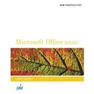New Perspectives on Microsoft� Office 2010, First Course, 1st Edition