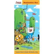 Destination: Ooo Land of Ooo in Under 20 Snails a Day