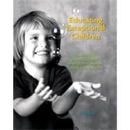 Educating Exceptional Children, 13th Edition