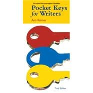 Pocket Keys for Writers, Documentation Update, 3rd Edition