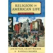 Religion in American Life; A Short History Updated Edition