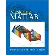 Mastering MATLAB