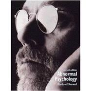 Abnormal Psychology : An Integrative Approach with InfoTrac