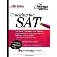 Cracking the SAT, 2004 Edition