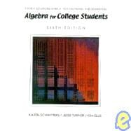 Ssm Algebra For College Students
