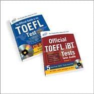 Official TOEFL® Test Prep Savings Bundle
