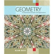 Geometry Fundamental Concepts and Applications