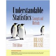 Understandable Statistics Concepts and Methods, Enhanced