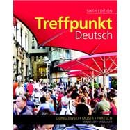 Treffpunkt Deutsch Grundstufe Plus MyGermanLab with eText multi semester -- Access Card Package