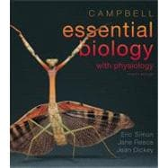 Campbell Essential Biology with Physiology Plus MasteringBiology with eText -- Access Card Package