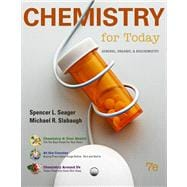 Chemistry for Today : General, Organic, and Biochemistry