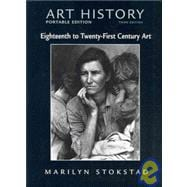 ART HISTORY PORTABLE EDTN BK 6 & MYARTKIT, 3/e