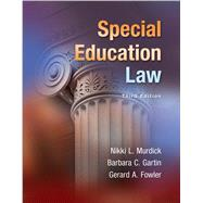 Special Education Law, Third Edition