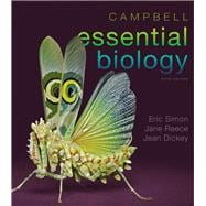 Campbell Essential Biology Plus MasteringBiology with eText -- Access Card Package