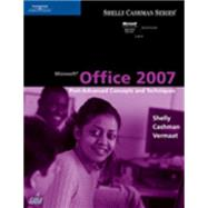 Microsoft Office 2007: Post-Advanced Concepts and Techniques