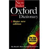 Pocket Oxford Dictionary