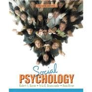 Social Psychology Value Package (includes MyPsychLab CourseCompass with E-Book Student Access )