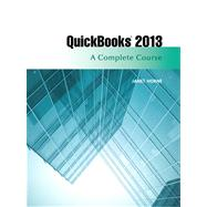 QuickBooks 2013 A Complete Course
