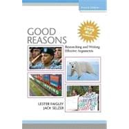 Good Reasons: Researching and Writing Effective Arguments, MLA Update