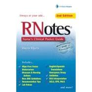 Rnotes : Nurse's Clinical Pocket Guide