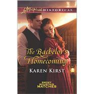 The Bachelor's Homecoming 9780373283361R