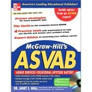 McGraw-Hill's ASVAB with CD-Rom