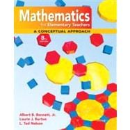 Combo: Mathematics for Elementary Teachers: A Conceptual Approach with Mathematics for Elementary Teachers: An Activity Approach with Manipulative Kit