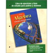 Algebra: Concepts and Applications, Spanish Parent and Student Study Guide