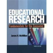 Educational Research : Fundamentals for the Consumer