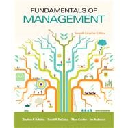 Fundamentals of Management Plus MyManagementLab with eText