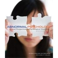 Abnormal Psychology: Clinical Perspectives on Psychological Disorders with DSM-5 Update