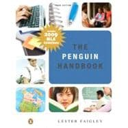 Penguin Handbook, The:  MLA Update (clothbound)