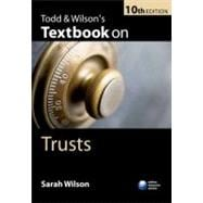 Todd & Wilson's Textbook on Trusts