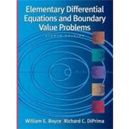 Elementary Differential Equations and Boundary Value Problems, with ODE Architect CD, 8th Edition