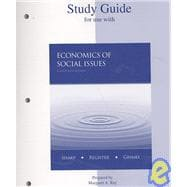 Study Guide to accompany Economics of Social Issues
