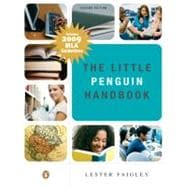 Little Penguin Handbook,The:  MLA Update