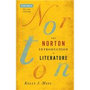 The Norton Introduction to Literature: Portable Edition