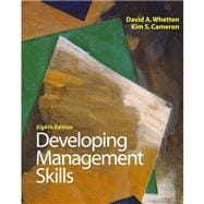 Developing Managment Skills & Mml W Etext Sac, 8/E