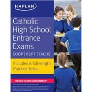 Catholic High School Entrance Exams COOP * HSPT * TACHS