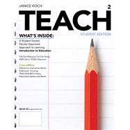 TEACH 2 (with CourseMate Printed Access Card)