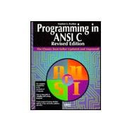 Programming in ANSI C