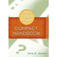 Little, Brown Compact Handbook, The (Book Alone)