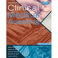Delmar's Clinical Medical Assisting with Premium Web Site Printed Access Card