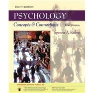 Psychology - Concepts and Connections