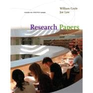 Research Papers, 15th Edition